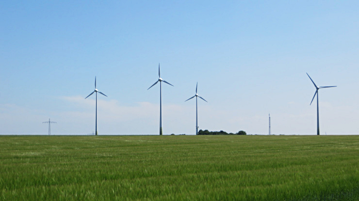 Windpark Ebersheim