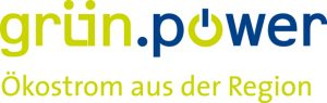 Logo grün.power