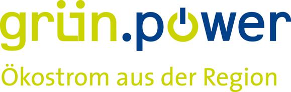 Logo grün.power