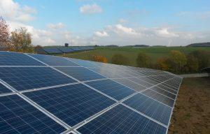 Solarpark Kirchhardt