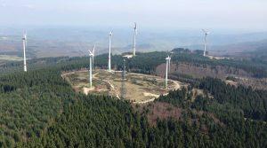 Windpark Kandrich