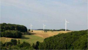 Windpark Odenwald Wind